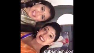 TV artist Pallavi cute Dubsmash