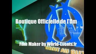 Boutique officielle - Olympique de Marseille.