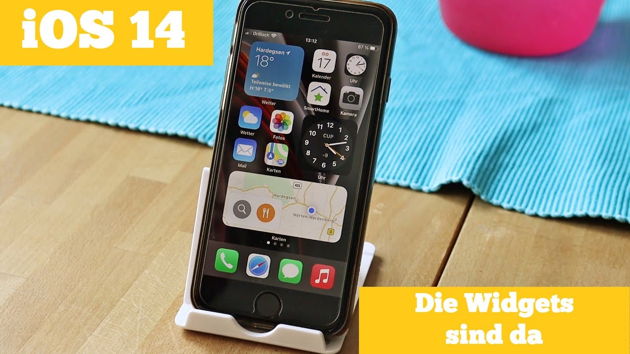 iOS14 - Die Widgets für iPhone und Co. sind da