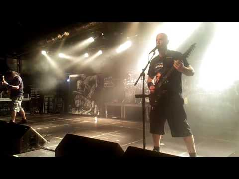 Dying Fetus - Praise The Lord live @ Free and easy 2016