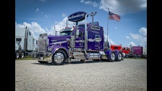 SOLD! - 2000 Kenworth W900L Pre ELOG Studio Sleeper - SOLD!