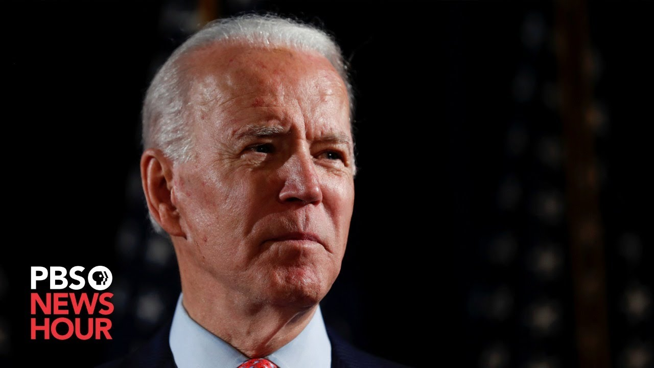 WATCH: Biden gives remarks on COVID-19 pandemic