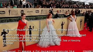 Премия Гильдии актеров США: лучшие образы звезд