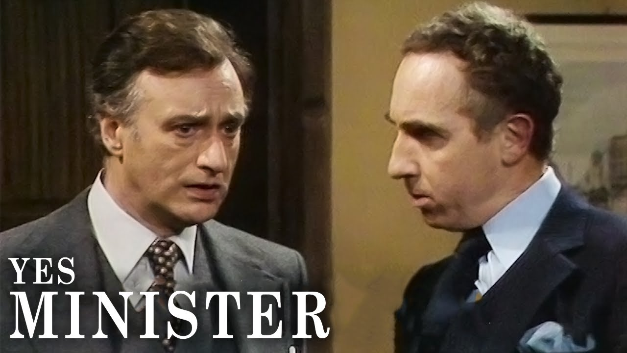 Download Hushing Up A Mistake   Yes, Minister   BBC Comedy Greats