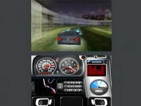 Need For Speed Carbon: Own The City (DS) - Spillway - DB9