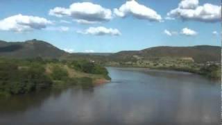 Itaobim (MG) - Ponto sobre o Rio Jequitinhonha - Em busca dos caminhos do Brasil