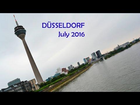 DayTrip to Düsseldorf (FLIGHT+TRIP Report) [1080p - fullHD]