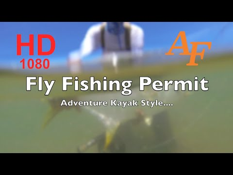 Fly Fishing Permit With Kayak Andysfishing Flyfishing Andy Thomsen Whitsunday Islands EP.77
