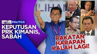 Download KEPUTUSAN PRK KIMANIS, SABAH