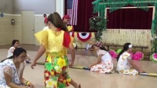 Tinikling Dance - FAAGC kids @118th Phils. independence