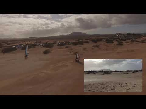 Landsailing Fuerteventura 2016 HD