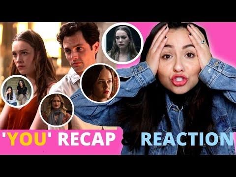 Netflix 'YOU' Season 2: (RECAP + REACTION) *SPOILERS*