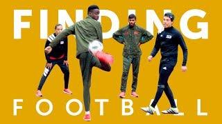 One of Slash Football's most viewed videos: STREET FOOTBALL IN PARIS | HENNING WEHN & LOTHAR MATTHÄUS | FINDING FOOTBALL