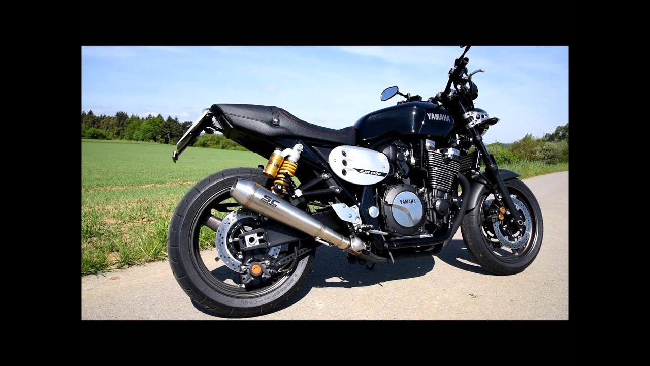 sc project yamaha xjr 1300 my2015 rp19 youtube. Black Bedroom Furniture Sets. Home Design Ideas