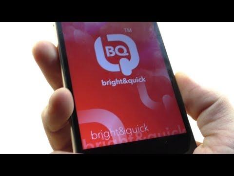 ОНЛАЙН ТРЕЙД.РУ .Смартфон BQ BQS-6050 Jumbo Black. Код товара: 754921.