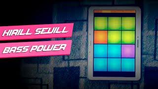 Kirill Sevill Bass Power Drum Pads 24