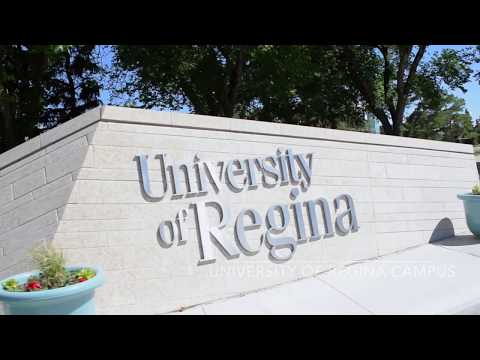 University Of Regina Campus + City Tour (Cinematography)