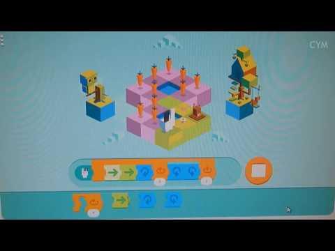 Google Doodle Coding for Kids - level 4