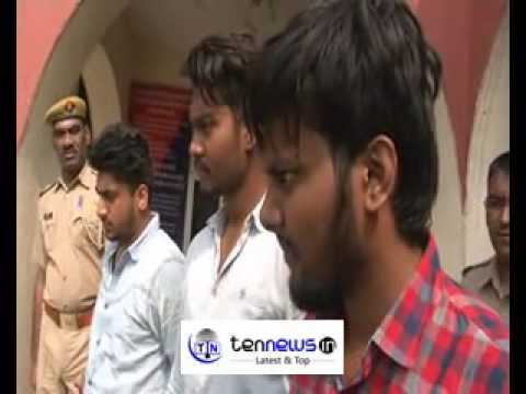 3 STUDENTS ARRESTED BY NOIDA POLICE ACCUSED IN GREATER NOIDA HOSTEL RAGGING CASE