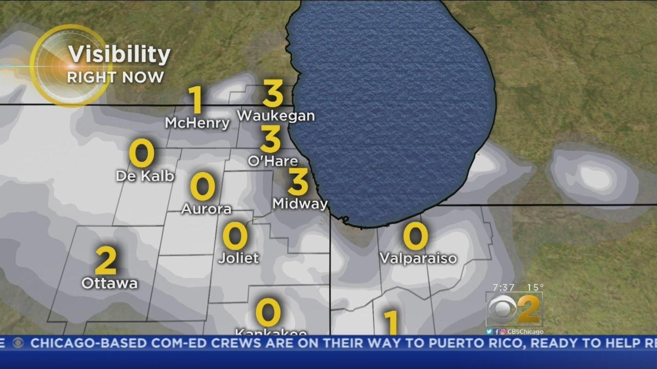 CBS 2 Weather Watch (7 a.m. Feb. 18, 2018)