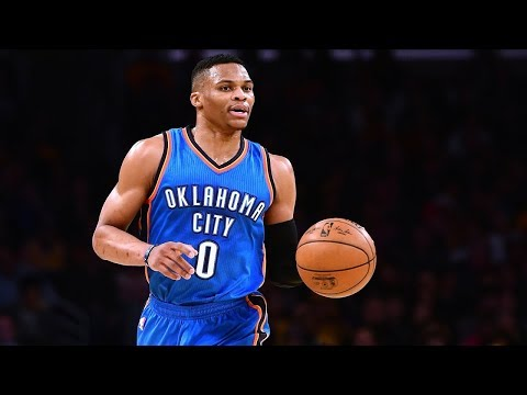 Russell Westbrook 2016-2017 Mix