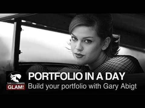 Portfolio in a Day - TWiP GLAM!