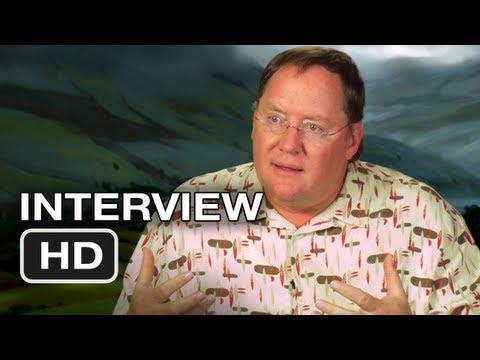 Brave (2012) - John Lasseter Interview - Pixar Movie HD