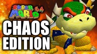 DIE BOWSER! - Mario 64 Chaos Edition [P5]
