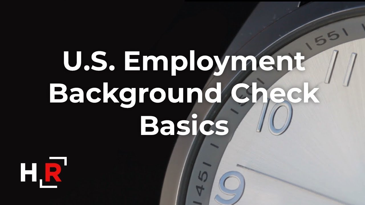 The Background Check Process | HireRight