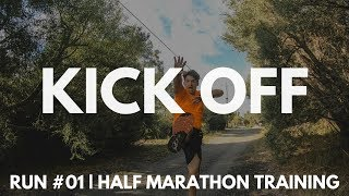 Kick Off Run | Run Melbourne 2018 | Half Marathon Training