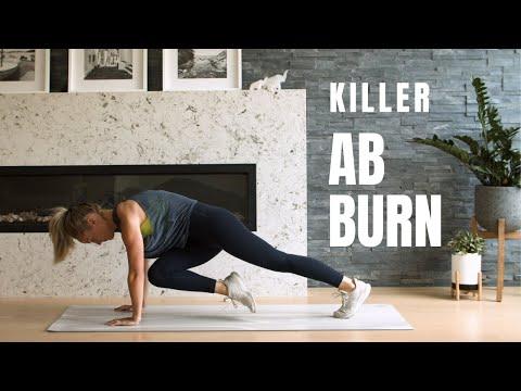 Killer ABS WORKOUT // Advanced 30 Minute Ab Burner