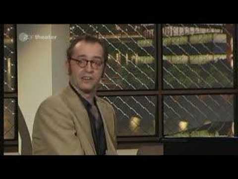 Rainald Grebe als Kai Diekmann