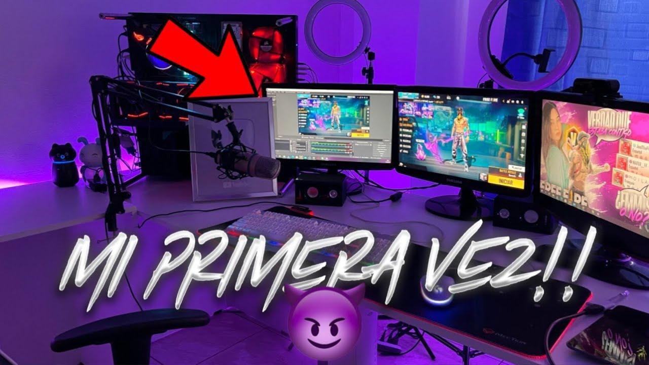 Download JUGANDO FREE FIRE POR PRIMERA VEZ EN PC!!!🔥 ¿me ayudas?