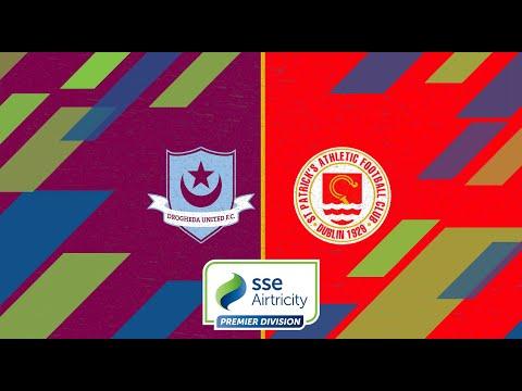Premier Division GW29: Drogheda United 0-1 St. Patrick's Athletic