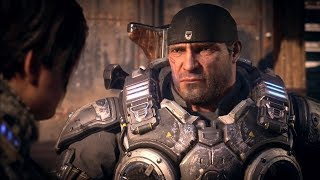 Gears of War 5: THE 5 BEST MOMENTS (Gameplay + Trailer E3 2018)