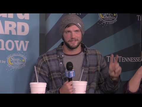 """Titans' Mettenberger on being an """"easy target"""""""