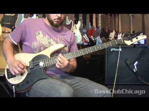 Download Youtube: Fodera Yin Yang Standard Bass demo by Bass Club Chicago