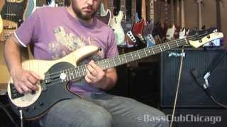 Fodera Yin Yang Standard Bass demo by Bass Club Chicago