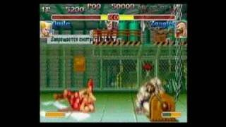 Super Street Fighter II X for Matching Service: Grand