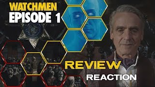 Watchmen Episode 1 Review and Explained Spoilers