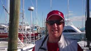 Interview with Marc Glimcher, owner of IRC3 Catapult, at Quantum Key West 2014