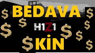 H1Z1 Bedava Skin Kazanmak \\ 10$ Değerinde \\ 36TL