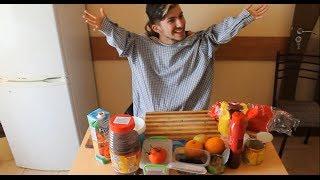 Zu TV - Adevar si provocare - No arms sandwich CHALLENGE -
