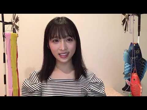 小栗有以(AKB48 チーム8/チームA) SHOWROOM 2021.5.5 ▶56:28