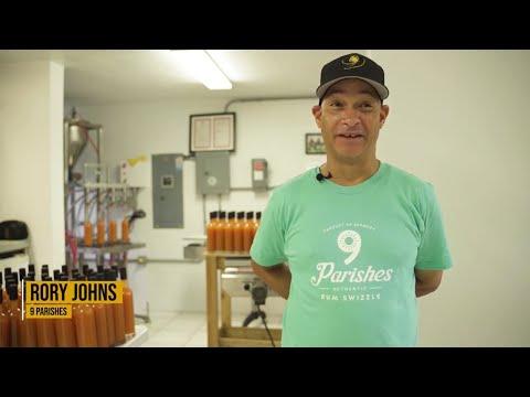 Rory Johns, 9 Parishes, MarketPlace Entrepreneur Spotlight, Sept 18 2020