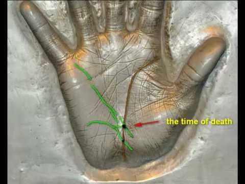 Download Michael Jackson. Palmistry. Analysis of the hand.