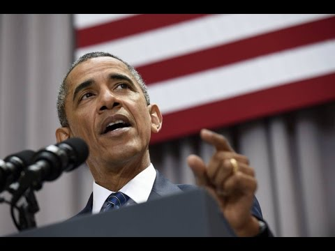 Obama Shreds Opponents Of Iran Nuclear Deal