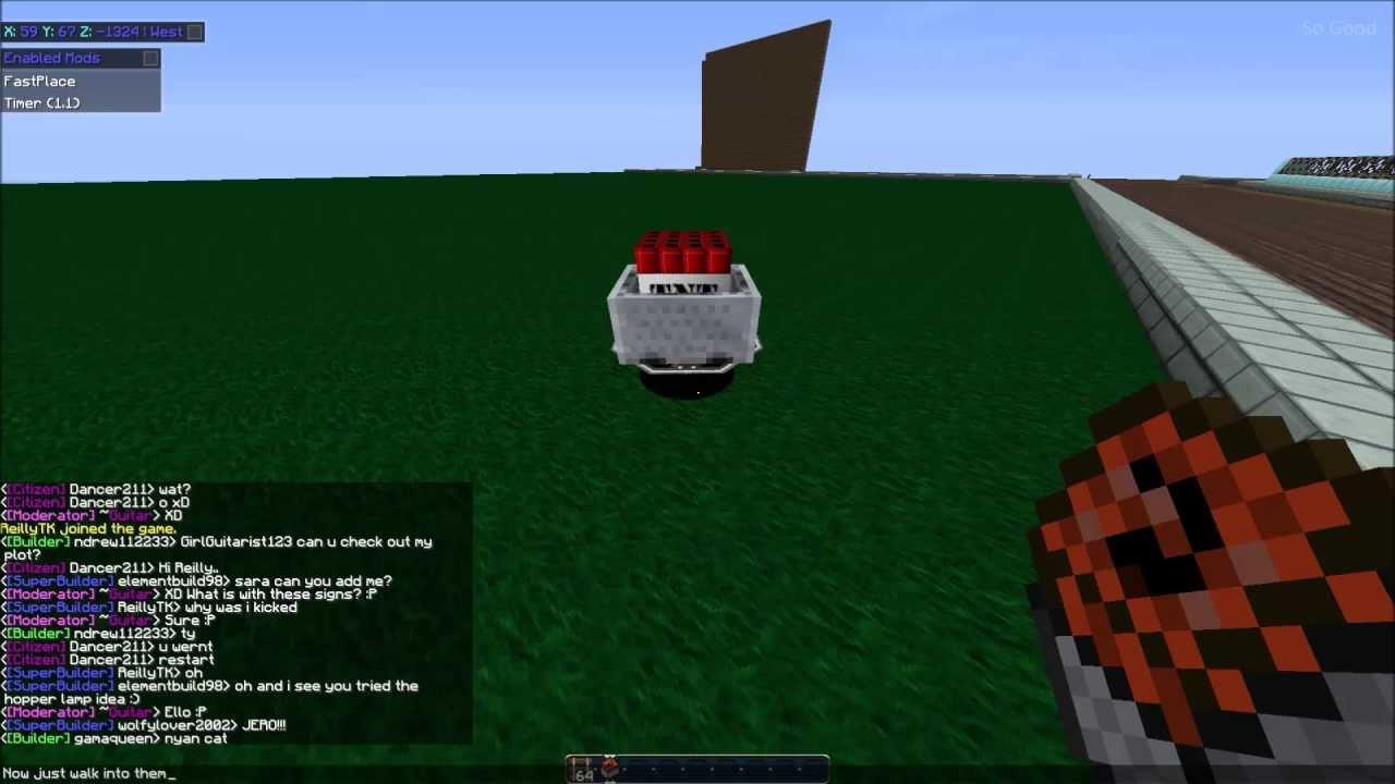 [TUTORIAL] How to crash a minecraft server