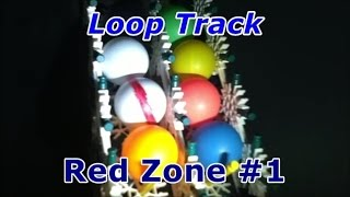 Ping Pong Ball Race: Red Zone #1