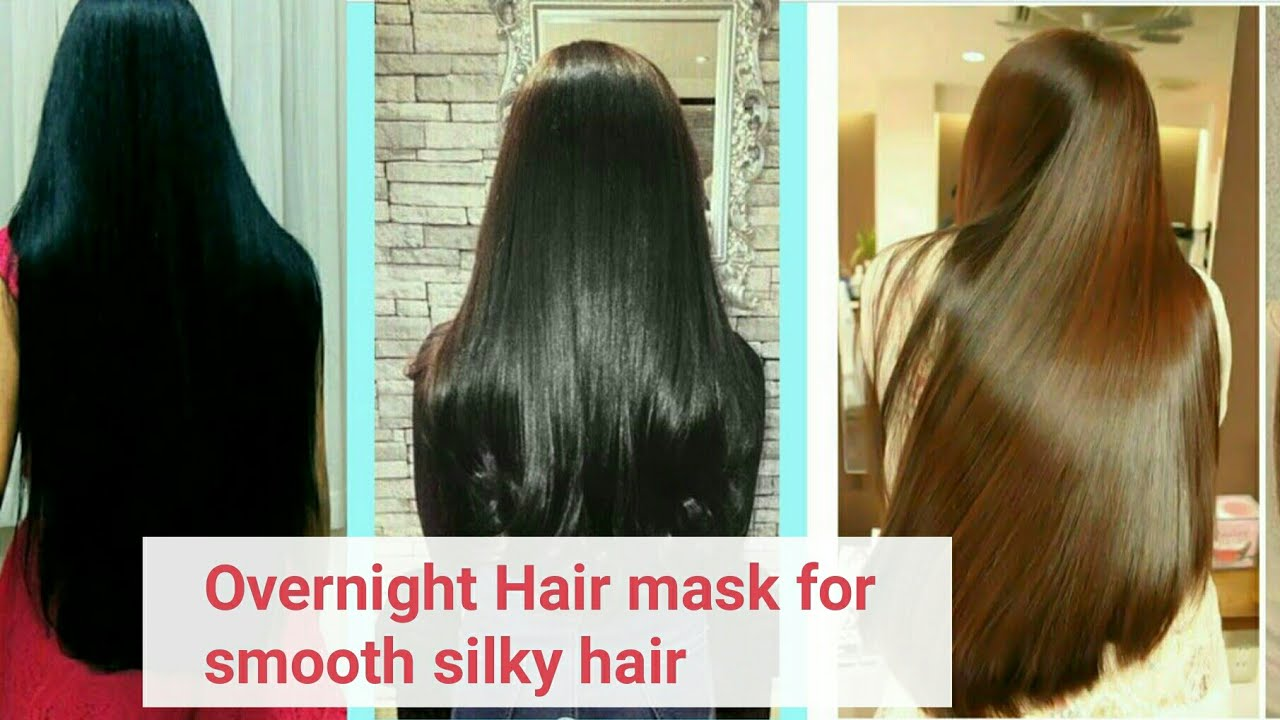 How To Get Long Thick Hair Naturally Youtube